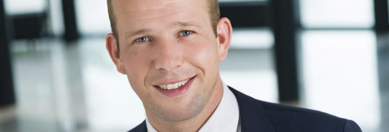 Martijn van de Beek is directeur bij Hoffmann BV.