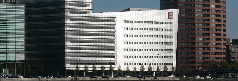 Referentie Breijer Onderwijs - Posthumalaan Rotterdam.