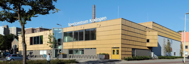 Referentie Breijer Sport - Sportcentrum Kralingen.