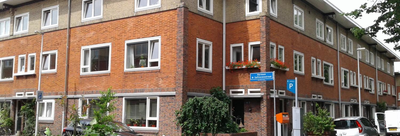Referentie Breijer Wonen - 168 woningen Laan van Minsweerd eo Utrecht.