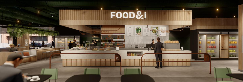 Food&i restaurant catering