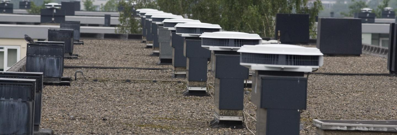 Ventilatietechniek bij Breijer.