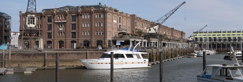 Entrepothaven Rotterdam zoals gepubliceerd op Wikipedia
