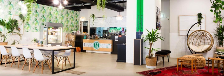 New Fork Rotterdam store